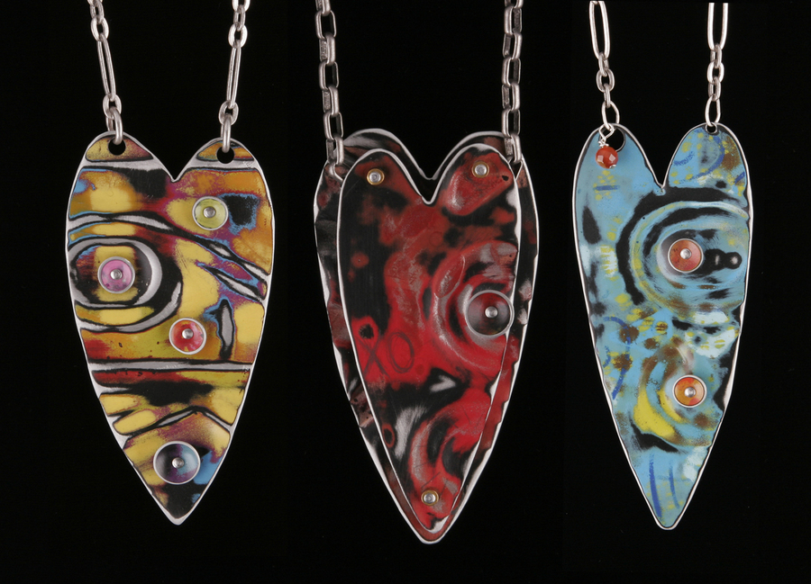 Peggy Petrey Abstract Wares Jewelry